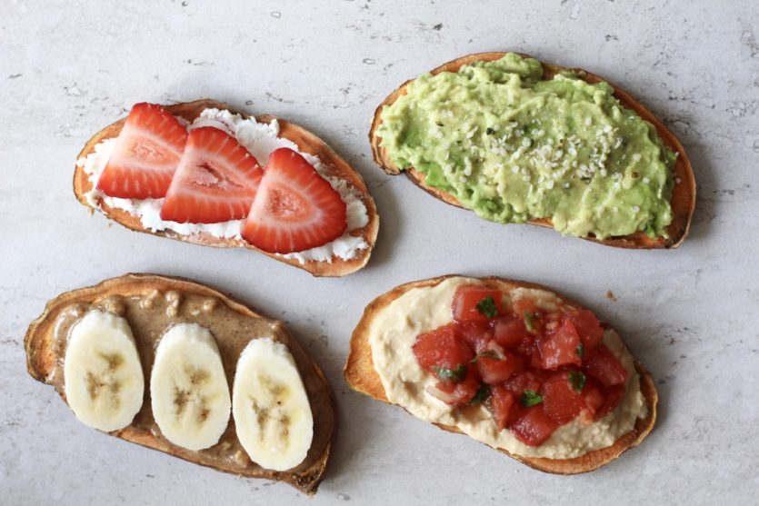 32 Simple Healthy Snack Ideas