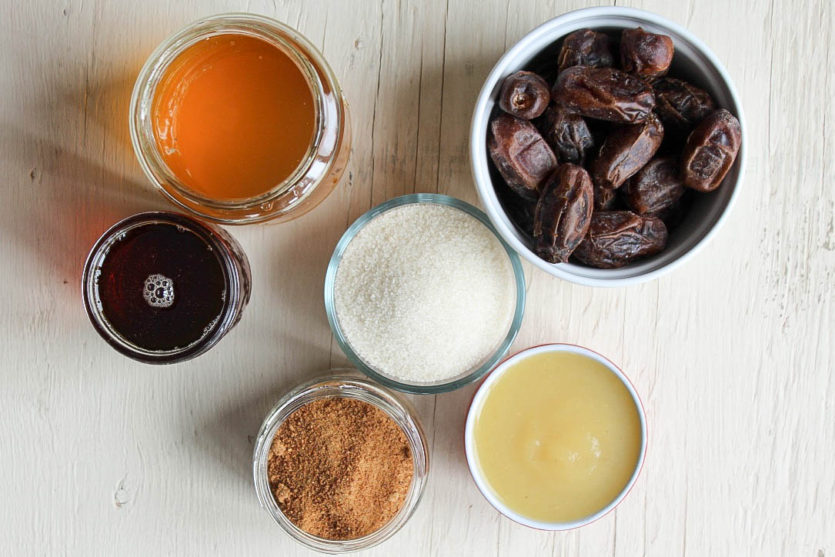 the best natural sweeteners