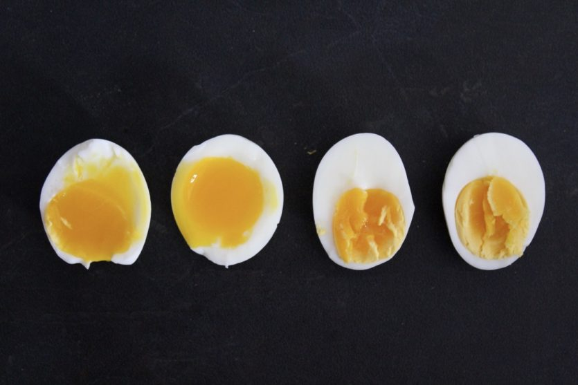 how to boil perfect eggs