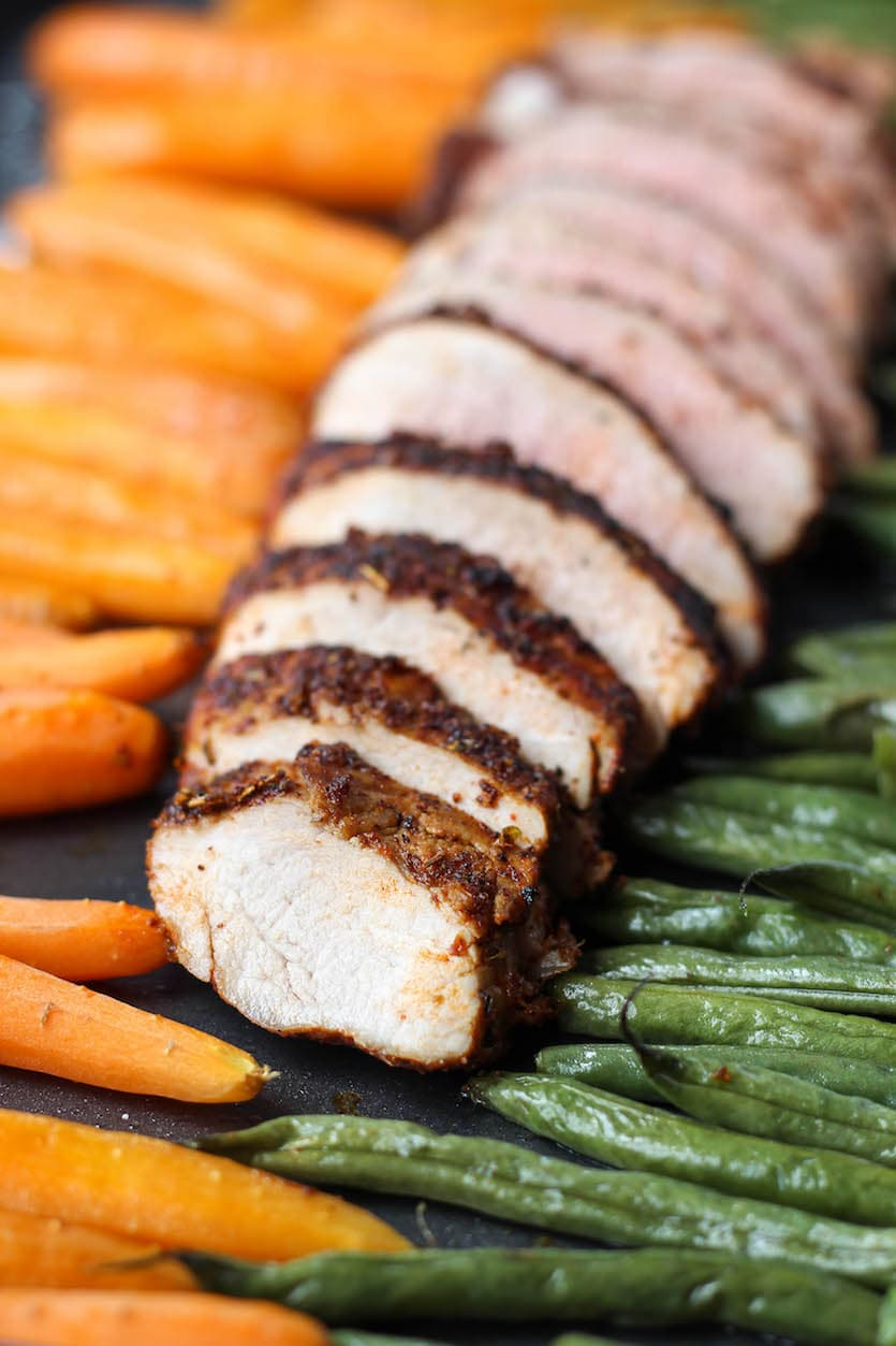 Spice-Rubbed Pork Tenderloin 5