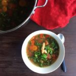 Kale & White Bean Minestrone