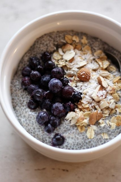 Perfect Chia Seed Pudding