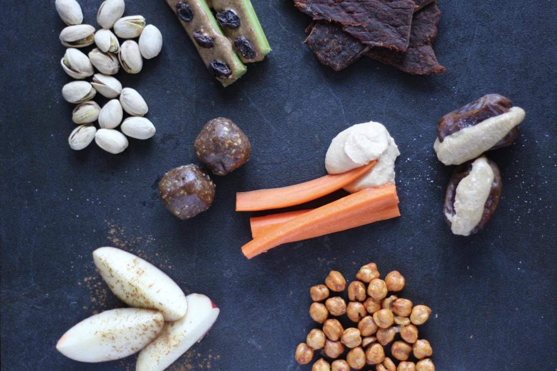 Easy Healthy Snack Ideas