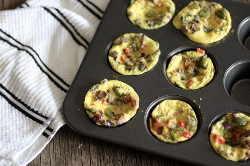 Western Omelette Muffins