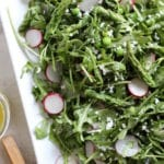 Asparagus & Radish Spring Salad