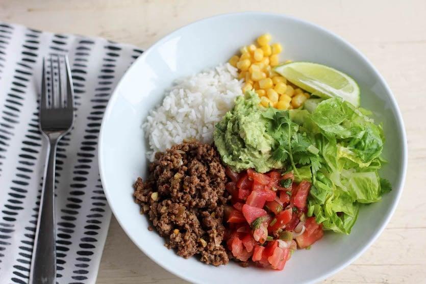 Burrito Bowl Recipe