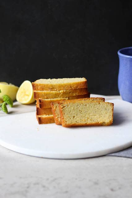 Gluten-Free Lemon Loaf