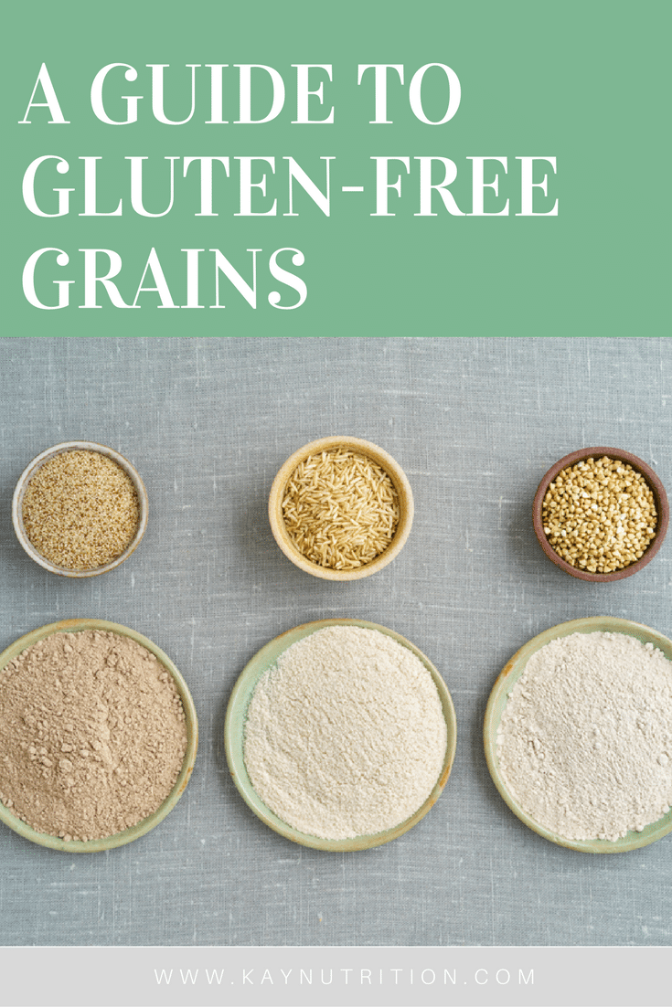 A Guide to Gluten-Free Grains