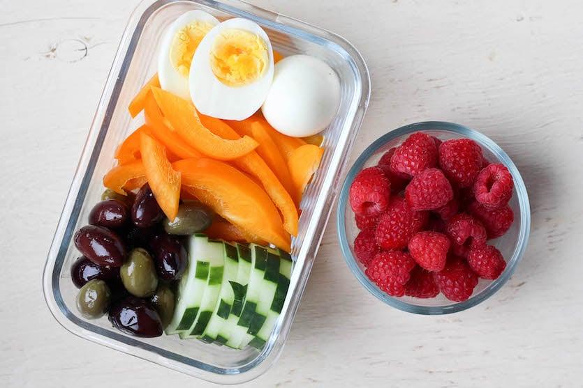 No-Cook Work Lunch Ideas