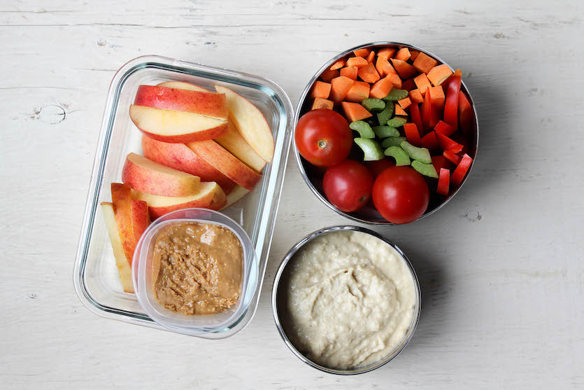 No-Cook Work Lunch Ideas