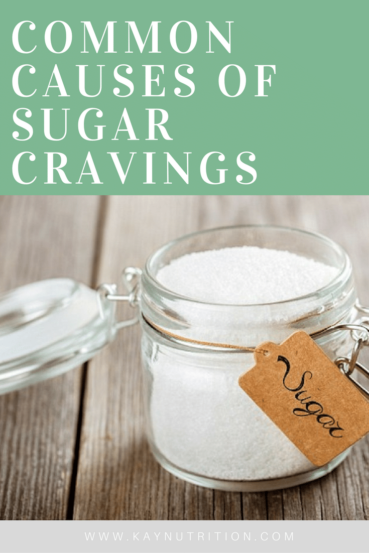 Common Causes of Sugar Cravings