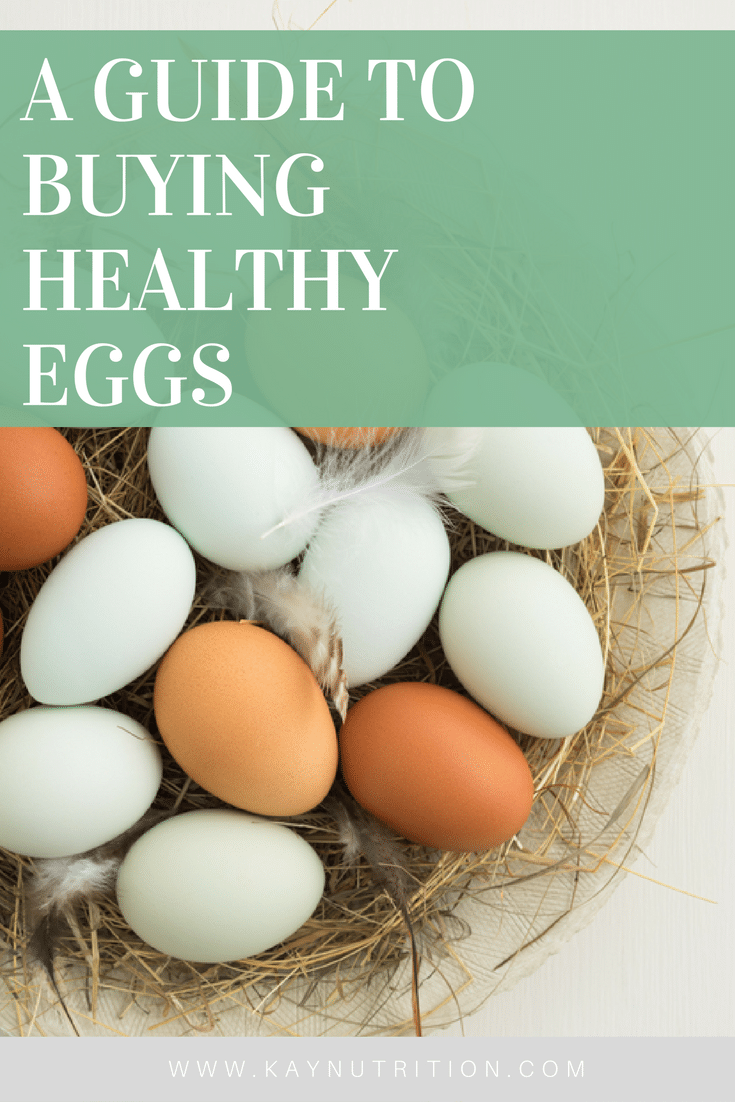 Guide to Buying Healthy Eggs