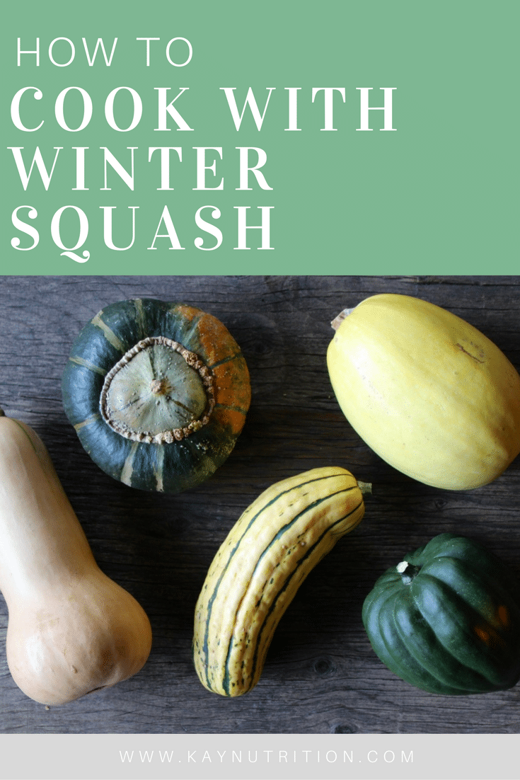 How to Cook with Winter Squash