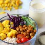 Meal Prep Buddha Bowls