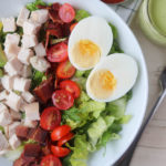 Green Goddess Cobb Salad