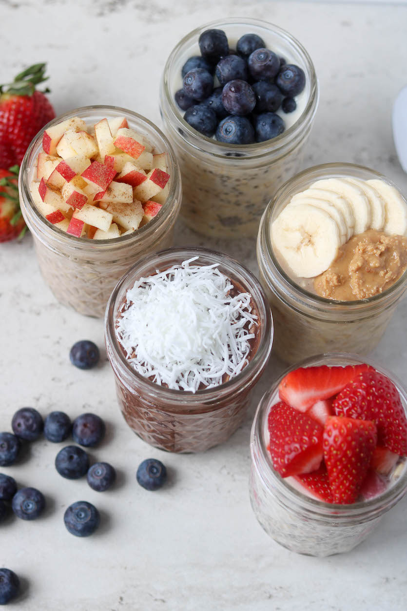 Overnight Oats - How to Make Overnight Oats