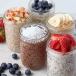 Overnight Oats: 5 Ways