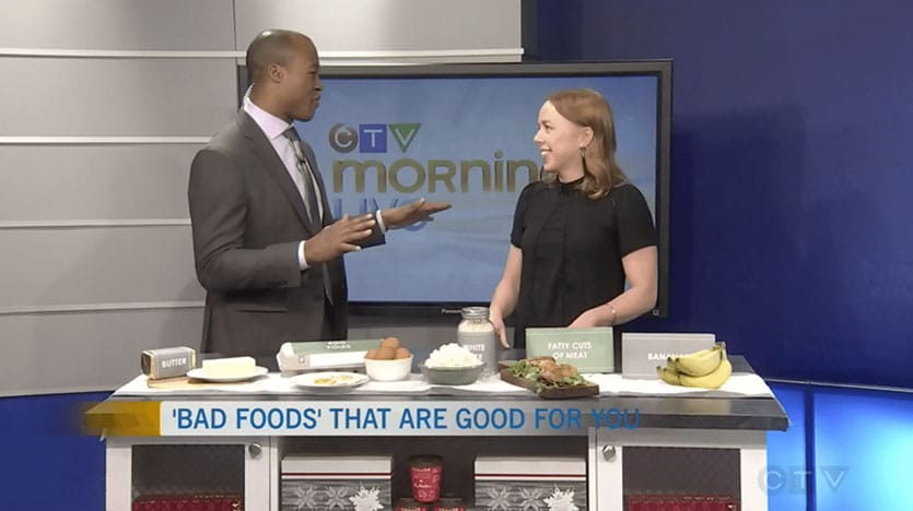 Bad Foods that are Good for You - CTV Ottawa Morning Live