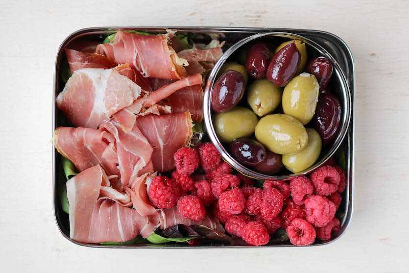 5 Bistro Box Lunch Ideas