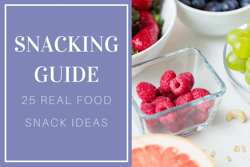 Healthy Snacking Guide