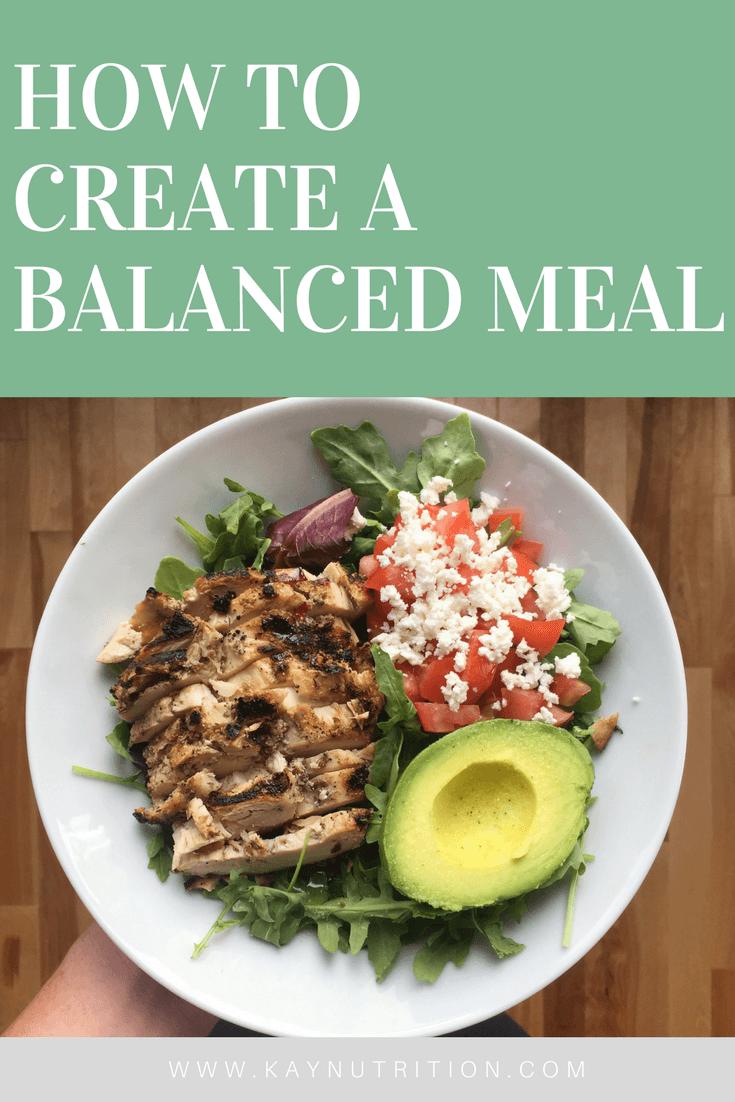 How To Create A Balanced Meal Stephanie Kay Nutritionist Speaker