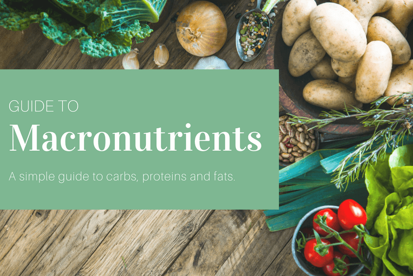 Guide to Macronutrients
