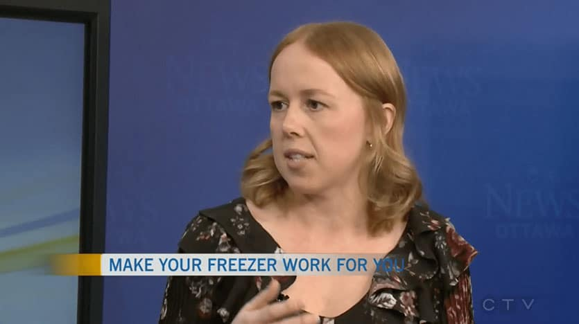 Make Freezers Work for You - CTV Ottawa Morning Live