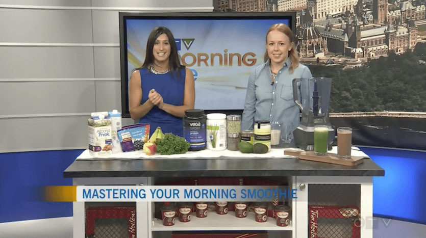 Mastering Your Morning Smoothie - CTV Ottawa Morning Live