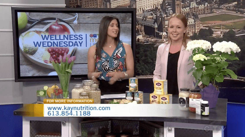 Spring Clean Your Diet - CTV Ottawa Morning Live