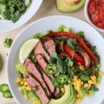 Steak Fajita Bowls