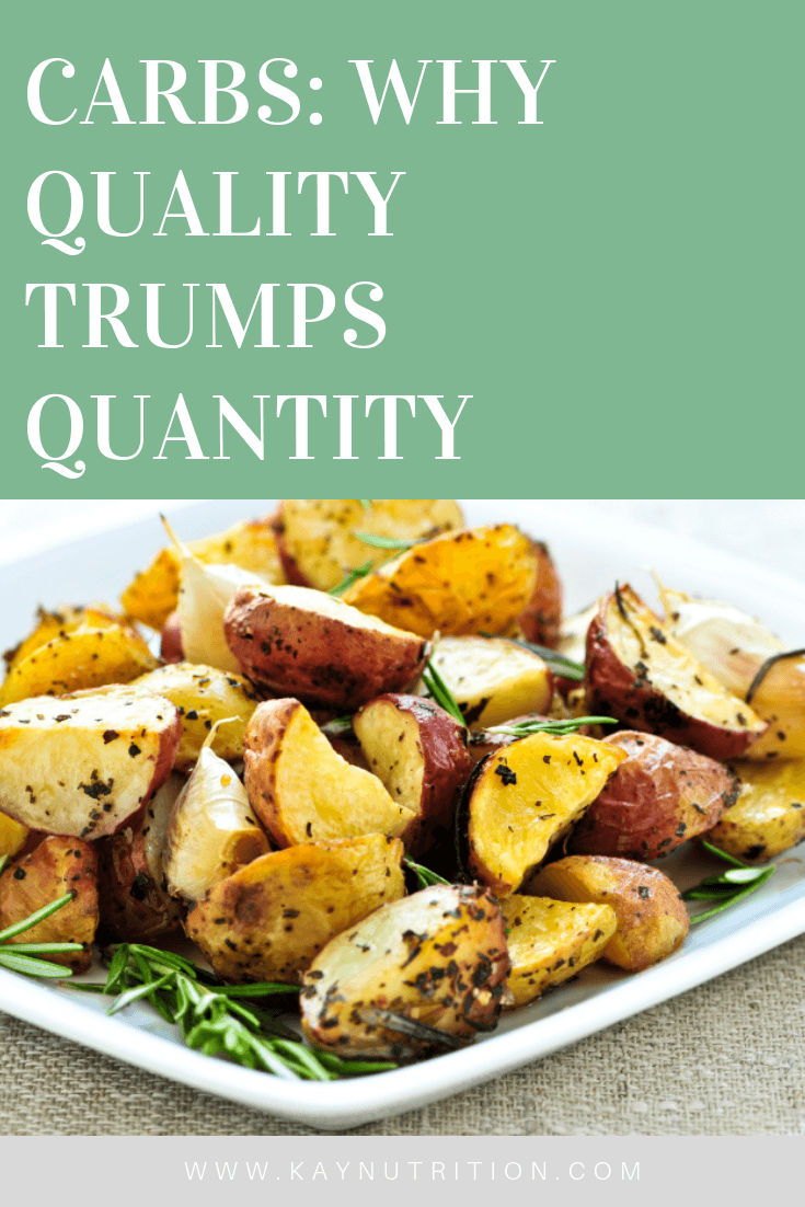 Carbs: Why Quality trumps Quantity