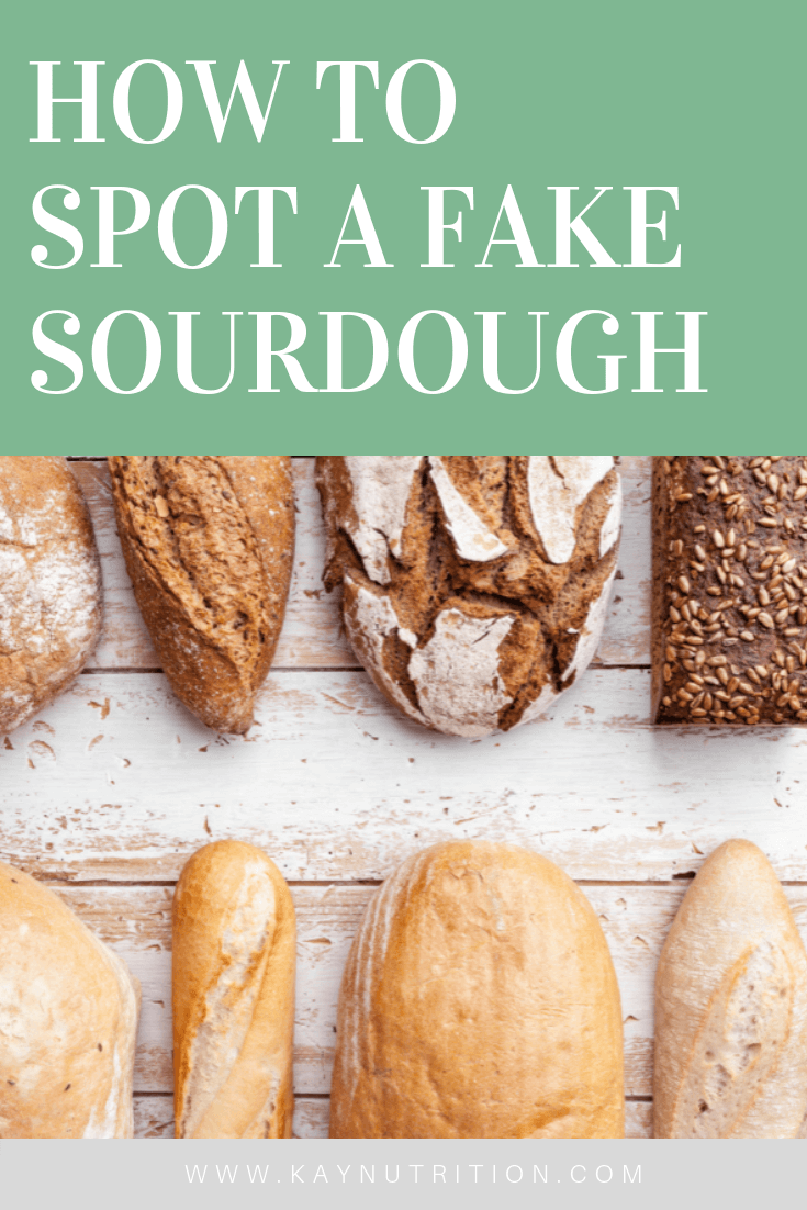 How to Spot a Fake Sourdough