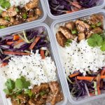 Sticky Chicken Meal Prep Bowls