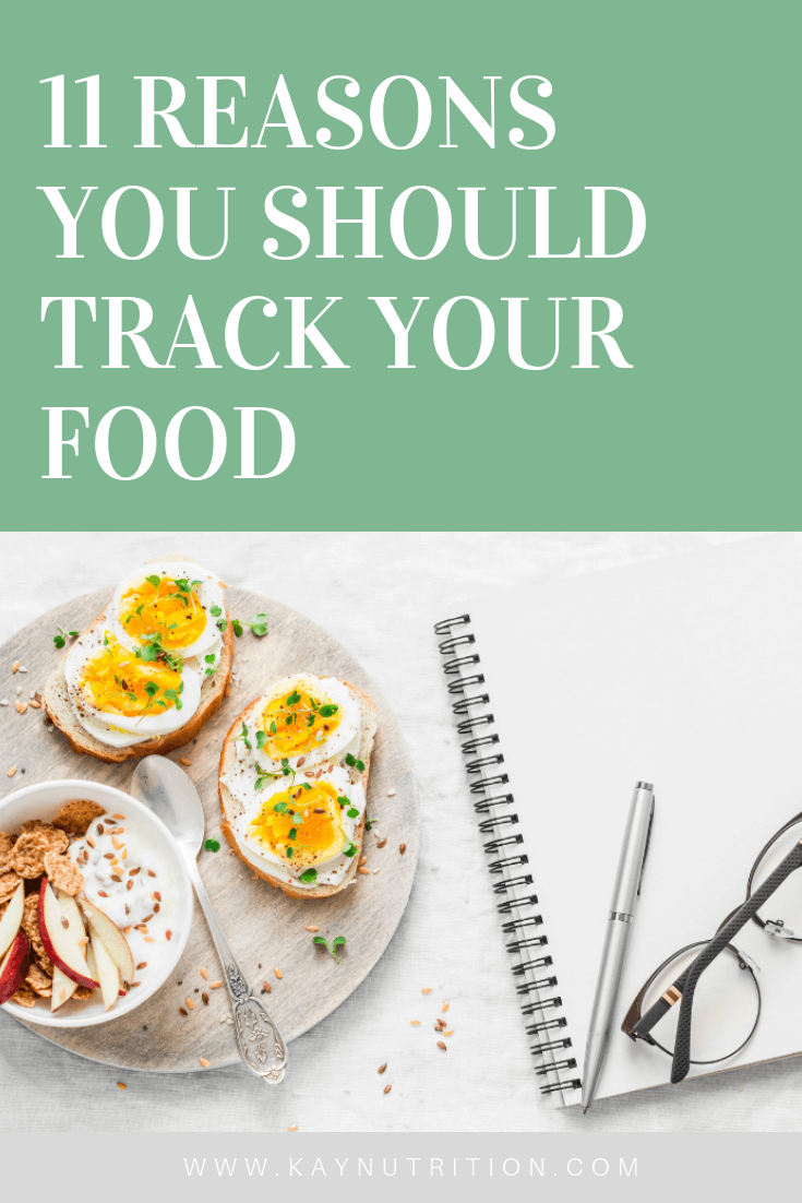 11 Reasons You Should Track Your Food