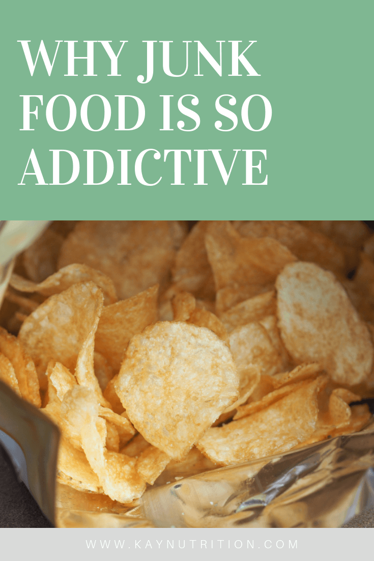Why Junk Food Is So Addictive