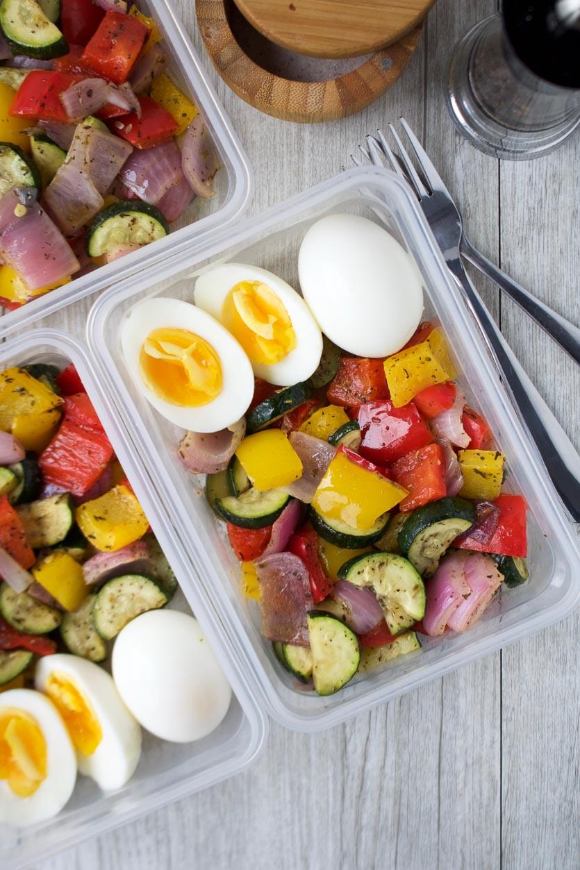 Meal Prep Breakfast Bowls