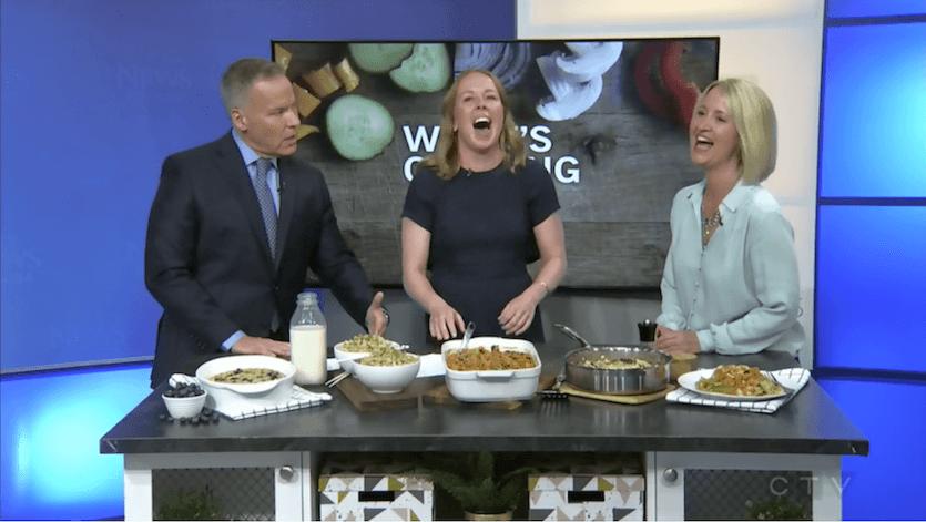 5-Ingredient Recipes Cookbook: CTV Morning Live