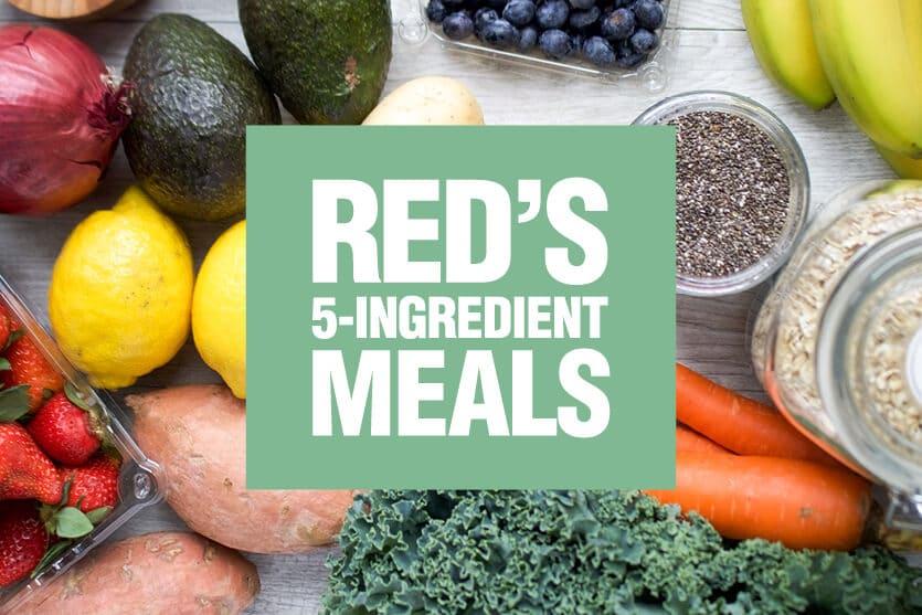 5-Ingredient Recipes Cookbook