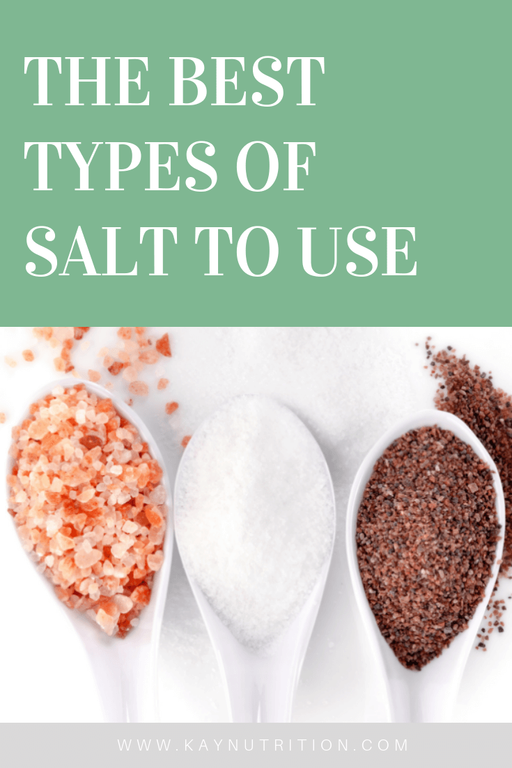 The Best Types of Salt to Use