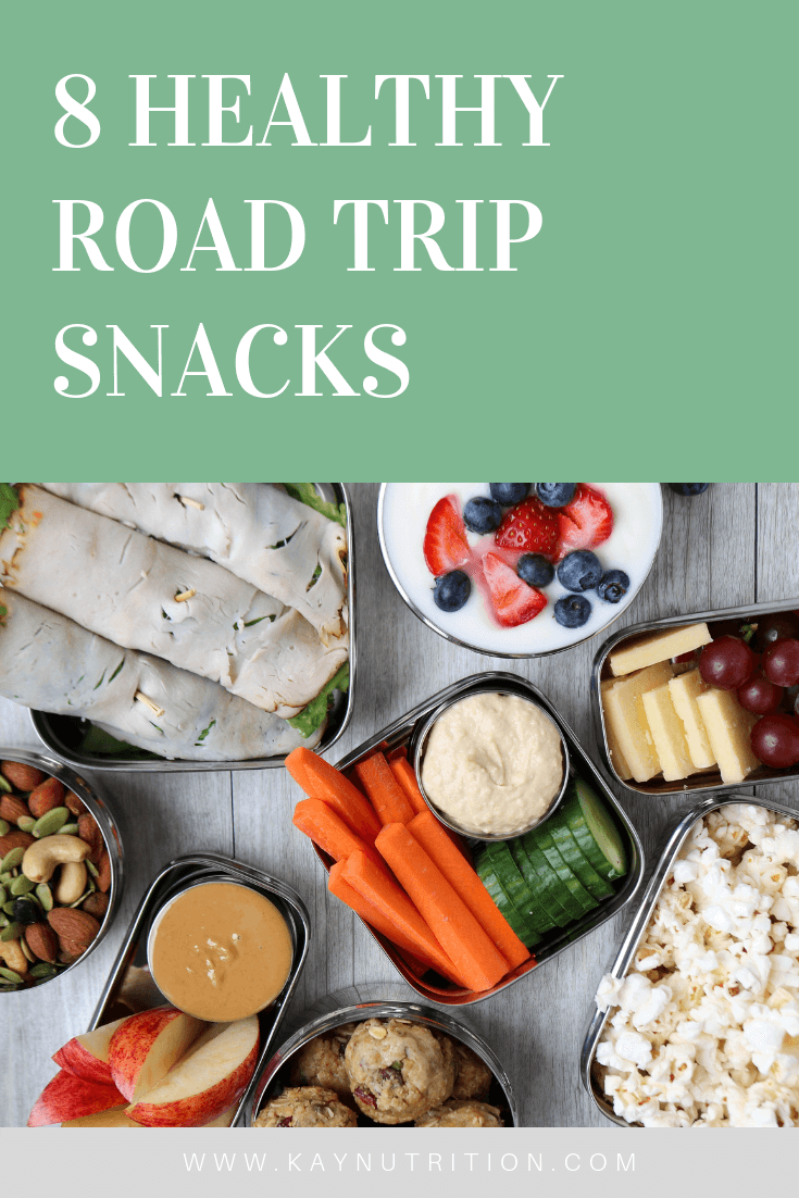 8 Healthy Road Trip Snacks
