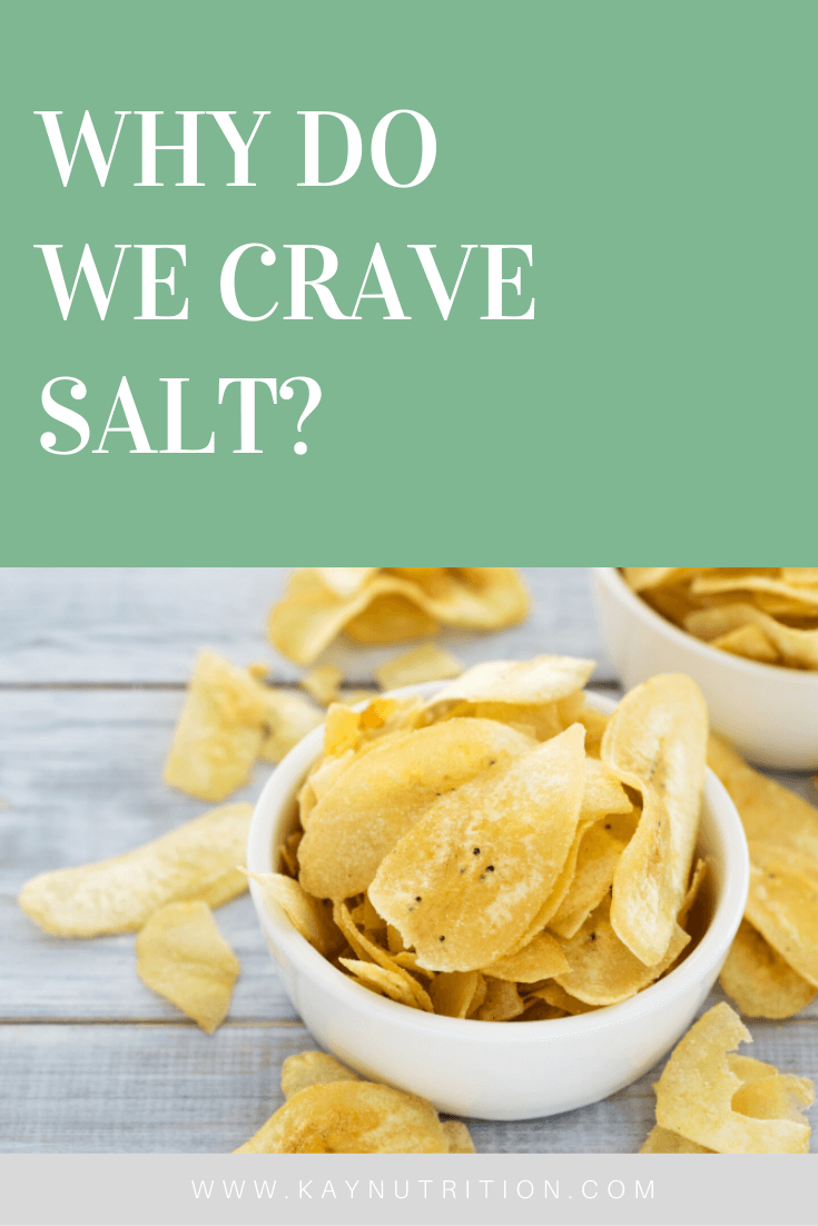 Why Do We Crave Salt?