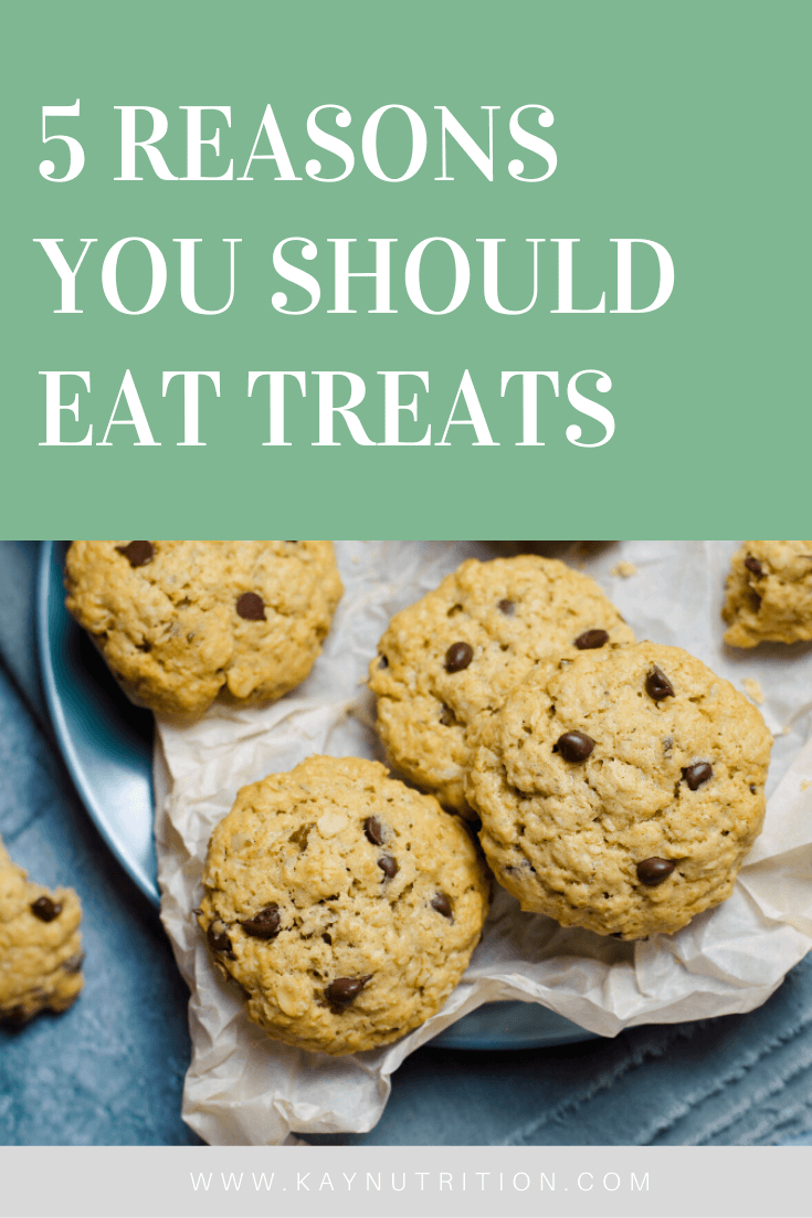 5 Reasons You Should Eat Treats