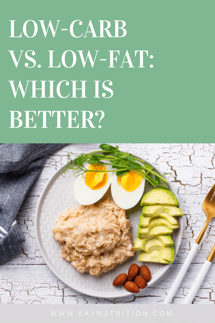 Low-Carb vs. Low-Fat: Which is Better?
