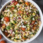 Summer Bean Salad