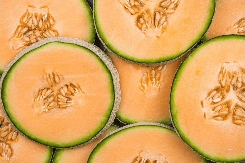 Cantaloupe Water Content