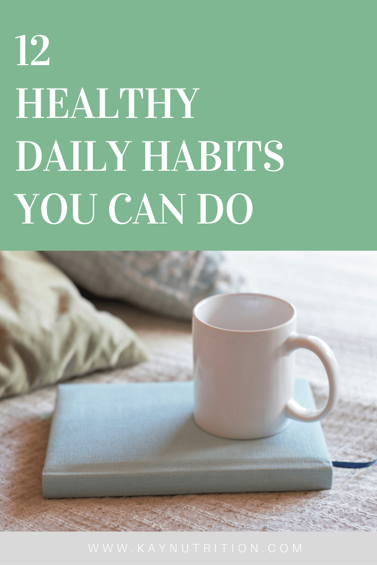 Healthy Daily Habit You can Do Every Day