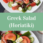 Horiatiki Greek Village Salad
