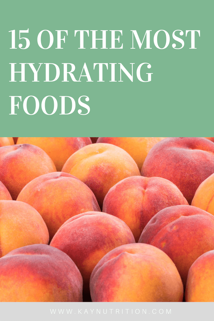 14 of the Most Hydrating Foods
