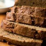 Banana Bread with Whole Wheat Flour