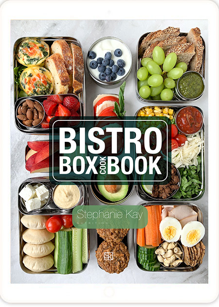 Healthy Lunch Ideas: Bistro Box Cookbook